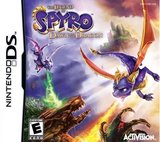 Legend of Spyro: Dawn of the Dragon, The (Nintendo DS)