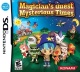 Magician's Quest: Mysterious Times (Nintendo DS)
