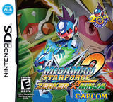 Mega Man Star Force 2: Zerker x Ninja (Nintendo DS)