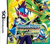 Mega Man Star Force: Dragon (Nintendo DS)