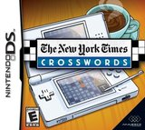 New York Times Crosswords, The (Nintendo DS)