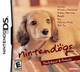 Nintendogs: Dachshund & Friends (Nintendo DS)