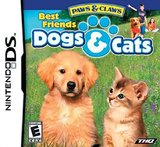 Paws & Claws: Best Friends: Dogs & Cats (Nintendo DS)