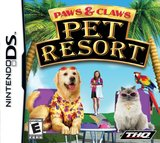 Paws & Claws: Pet Resort (Nintendo DS)