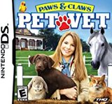 Paws & Claws: Pet Vet (Nintendo DS)
