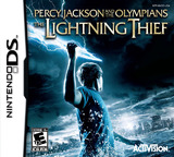 Percy Jackson and the Olympians: The Lightning Thief (Nintendo DS)