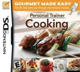 Personal Trainer: Cooking (Nintendo DS)