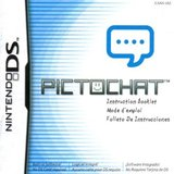 PictoChat -- Manual Only (Nintendo DS)