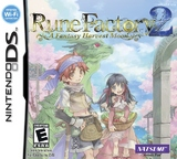 Rune Factory 2: A Fantasy Harvest Moon (Nintendo DS)