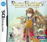 Rune Factory: A Fantasy Harvest Moon (Nintendo DS)