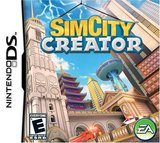 Sim City: Creator (Nintendo DS)