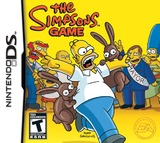 Simpsons Game, The (Nintendo DS)