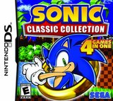 Sonic Classic Collection (Nintendo DS)