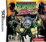 Teenage Mutant Ninja Turtles 3: Mutant Nightmare (Nintendo DS)