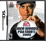 Tiger Woods PGA Tour 2005 (Nintendo DS)