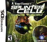 Tom Clancy's Splinter Cell: Chaos Theory (Nintendo DS)