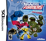 Transformers: Animated: The Game (Nintendo DS)