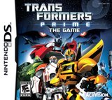 Transformers: Prime: The Game (Nintendo DS)
