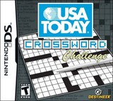 USA Today: Crossword Challenge (Nintendo DS)