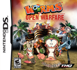 Worms: Open Warfare (Nintendo DS)