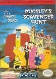 Addams Family: Pugsley's Scavenger Hunt, The (Nintendo Entertainment System)
