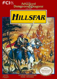 Advanced Dungeons & Dragons: Hillsfar (Nintendo Entertainment System)