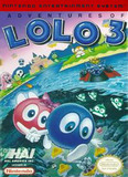 Adventures of Lolo 3 (Nintendo Entertainment System)