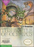 Battle of Olympus, The (Nintendo Entertainment System)