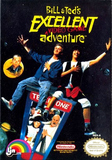 Bill & Ted's Excellent Video Game Adventure (Nintendo Entertainment System)