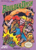Boulder Dash (Nintendo Entertainment System)