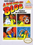 Boy and His Blob: Trouble on Blobolonia, A (Nintendo Entertainment System)