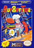 Burger Time (Nintendo Entertainment System)