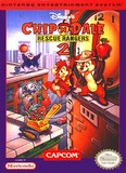 Chip 'N Dale: Rescue Rangers 2 (Nintendo Entertainment System)