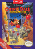 Chip 'N Dale: Rescue Rangers (Nintendo Entertainment System)