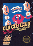 Clu Clu Land (Nintendo Entertainment System)