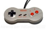 Controller -- Dogbone (Nintendo Entertainment System)