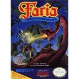 Faria: A World of Mystery & Danger! (Nintendo Entertainment System)
