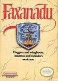 Faxanadu (Nintendo Entertainment System)