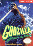 Godzilla: Monster of Monsters! (Nintendo Entertainment System)