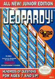 Jeopardy! -- Junior Edition (Nintendo Entertainment System)
