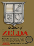 Legend of Zelda, The -- Gold Collector's Edition (Nintendo Entertainment System)