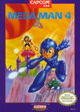 Mega Man 4 (Nintendo Entertainment System)