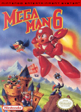 Mega Man 6 (Nintendo Entertainment System)