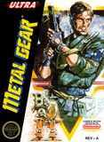 Metal Gear (Nintendo Entertainment System)