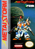 Metal Storm (Nintendo Entertainment System)