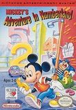 Mickey's Adventures in Numberland (Nintendo Entertainment System)