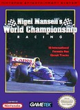 Nigel Mansell's World Championship Racing (Nintendo Entertainment System)