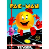 Pac-Man -- Tengen Version (Nintendo Entertainment System)