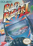 Rad Racer II (Nintendo Entertainment System)