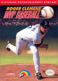 Roger Clemens' MVP Baseball (Nintendo Entertainment System)